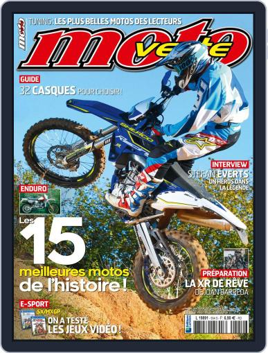 Moto Verte May 8th, 2020 Digital Back Issue Cover