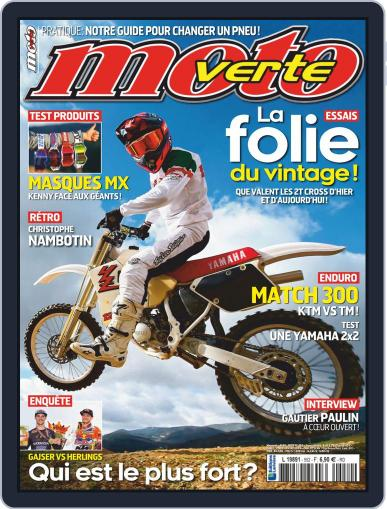 Moto Verte March 7th, 2020 Digital Back Issue Cover