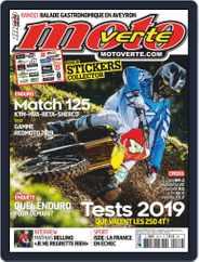 Moto Verte (Digital) Subscription January 1st, 2019 Issue