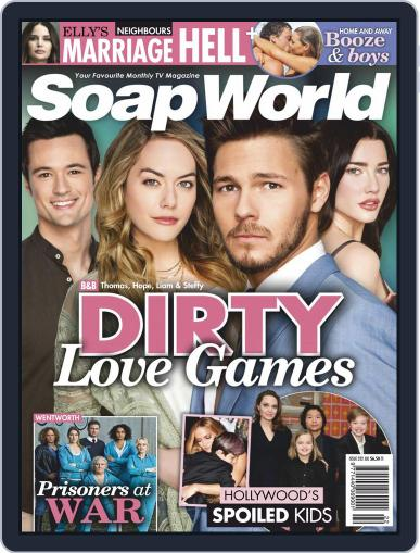 Soap World (Digital) July 1st, 2019 Issue Cover