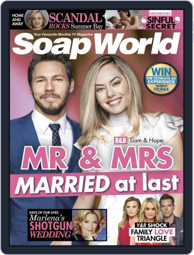 Soap World (Digital) January 1st, 2019 Issue Cover