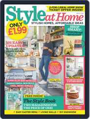 Style At Home United Kingdom (Digital) Subscription April 1st, 2019 Issue