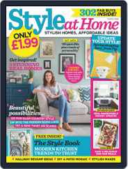 Style At Home United Kingdom (Digital) Subscription March 1st, 2019 Issue
