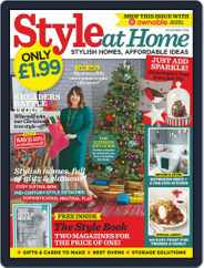 Style At Home United Kingdom (Digital) Subscription December 1st, 2018 Issue