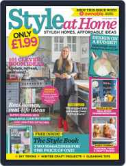 Style At Home United Kingdom (Digital) Subscription November 1st, 2018 Issue