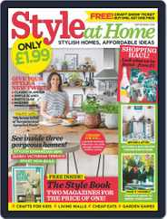 Style At Home United Kingdom (Digital) Subscription September 1st, 2018 Issue