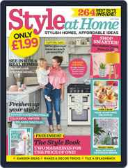 Style At Home United Kingdom (Digital) Subscription May 1st, 2018 Issue