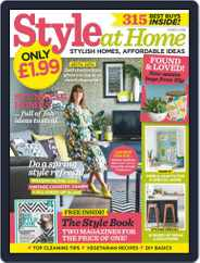 Style At Home United Kingdom (Digital) Subscription March 1st, 2018 Issue