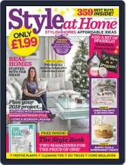 Style At Home United Kingdom (Digital) Subscription January 1st, 2018 Issue