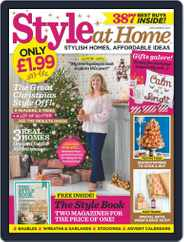 Style At Home United Kingdom (Digital) Subscription December 1st, 2017 Issue