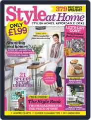 Style At Home United Kingdom (Digital) Subscription November 1st, 2017 Issue