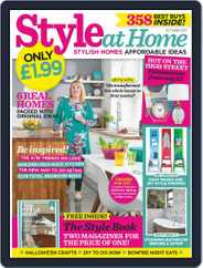 Style At Home United Kingdom (Digital) Subscription October 1st, 2017 Issue