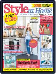 Style At Home United Kingdom (Digital) Subscription September 1st, 2017 Issue