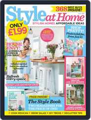 Style At Home United Kingdom (Digital) Subscription July 1st, 2017 Issue