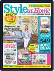 Style At Home United Kingdom (Digital) Subscription October 1st, 2016 Issue
