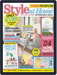 Style At Home United Kingdom (Digital) Subscription July 6th, 2016 Issue