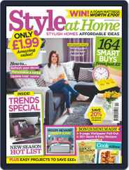 Style At Home United Kingdom (Digital) Subscription September 1st, 2015 Issue