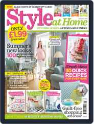 Style At Home United Kingdom (Digital) Subscription August 1st, 2015 Issue