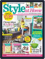 Style At Home United Kingdom (Digital) Subscription July 1st, 2015 Issue