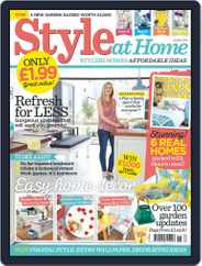 Style At Home United Kingdom (Digital) Subscription June 1st, 2015 Issue