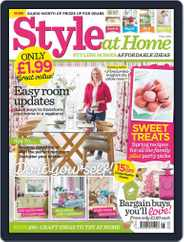 Style At Home United Kingdom (Digital) Subscription May 1st, 2015 Issue