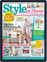 Style At Home United Kingdom (Digital) Subscription April 1st, 2015 Issue
