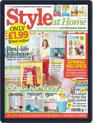 Style At Home United Kingdom (Digital) Subscription March 1st, 2015 Issue