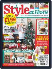 Style At Home United Kingdom (Digital) Subscription November 7th, 2014 Issue