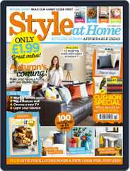 Style At Home United Kingdom (Digital) Subscription August 26th, 2014 Issue
