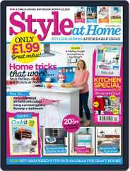 Style At Home United Kingdom (Digital) Subscription August 4th, 2014 Issue