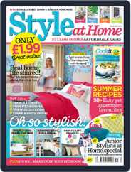 Style At Home United Kingdom (Digital) Subscription July 1st, 2014 Issue