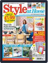 Style At Home United Kingdom (Digital) Subscription May 27th, 2014 Issue