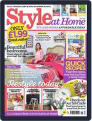 Style At Home United Kingdom (Digital) Subscription April 2nd, 2014 Issue