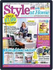 Style At Home United Kingdom (Digital) Subscription March 4th, 2014 Issue