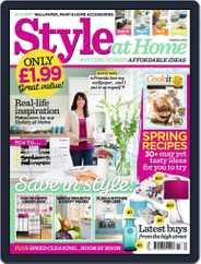 Style At Home United Kingdom (Digital) Subscription January 28th, 2014 Issue