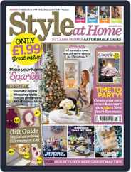 Style At Home United Kingdom (Digital) Subscription December 3rd, 2013 Issue