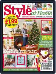 Style At Home United Kingdom (Digital) Subscription October 29th, 2013 Issue
