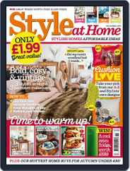 Style At Home United Kingdom (Digital) Subscription October 1st, 2013 Issue