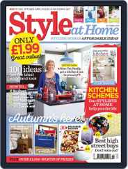 Style At Home United Kingdom (Digital) Subscription August 28th, 2013 Issue