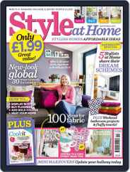 Style At Home United Kingdom (Digital) Subscription July 30th, 2013 Issue