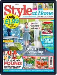Style At Home United Kingdom (Digital) Subscription April 30th, 2013 Issue