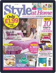 Style At Home United Kingdom (Digital) Subscription April 2nd, 2013 Issue