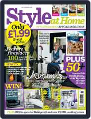 Style At Home United Kingdom (Digital) Subscription October 2nd, 2012 Issue