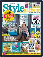 Style At Home United Kingdom (Digital) Subscription August 28th, 2012 Issue