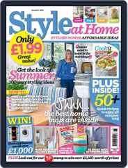 Style At Home United Kingdom (Digital) Subscription July 3rd, 2012 Issue