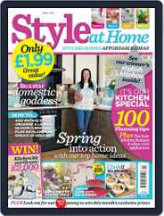 Style At Home United Kingdom (Digital) Subscription March 6th, 2012 Issue
