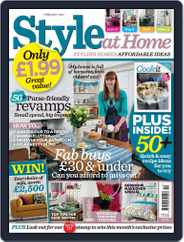 Style At Home United Kingdom (Digital) Subscription January 4th, 2012 Issue