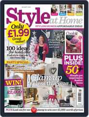 Style At Home United Kingdom (Digital) Subscription January 1st, 2012 Issue