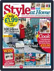 Style At Home United Kingdom (Digital) Subscription November 4th, 2011 Issue