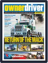 Owner Driver (Digital) Subscription October 1st, 2019 Issue